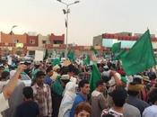 Libye milliers d'anciens fidèles Kadhafi empêchés regagner leur ville d'origine