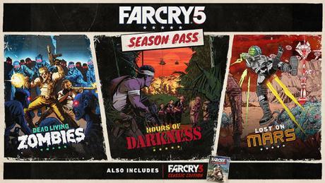 Far Cry 5 dévoile son season pass et offre Far Cry 3