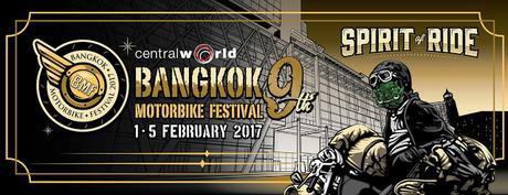 Bangkok Motorbike Festival 2018: Un must (vidéo)