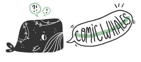 Comic Whales, club de lecture dédié au format BD (et son beau pin's)