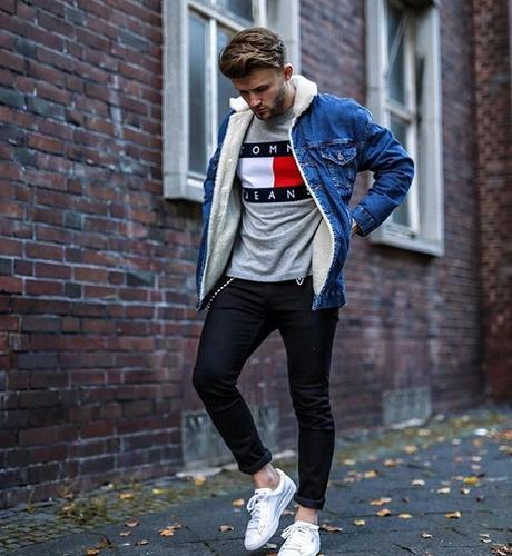 La tenue sneaker du jour : Luke Baldman