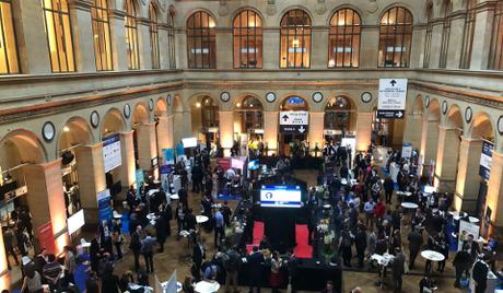 Paris FinTech Forum – Espace d'exposition
