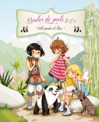 Couverture Petit panda est libre !