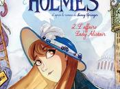 Enola Holmes, tome L'affaire Lady Alistair