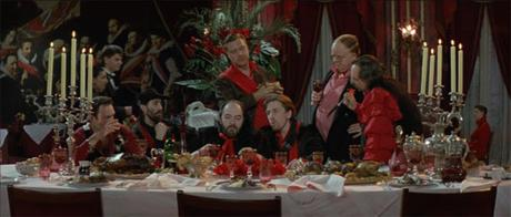 Cinema Paradiso**********************The Cook, The Thief, His Wife & Her Lover de Peter Greenaway