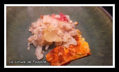 Lasagnes de chou-fleur à la feta et comté au thermomix ou sans