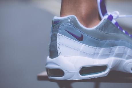 Nike Wmns Air Max 95 Grape Retro 2018 307960-109