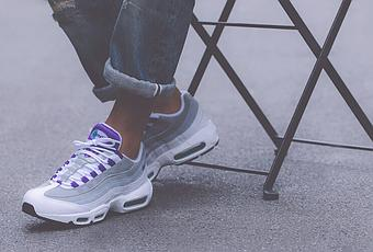 Nike Wmns Air Max 95 Grape Retro 2018 Paperblog