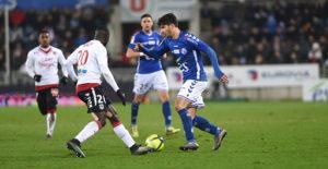 Bordeaux gagne à Strasbourg