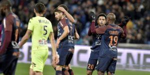 Montpellier s'impose face à Angers