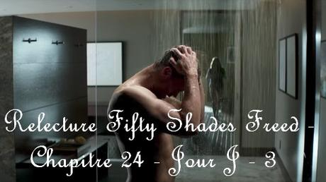 Relecture Fifty Shades Freed - Chapitre 24 - Jour J - 3