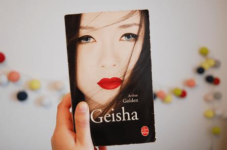 Chronique | Geisha de Arthur Golden