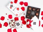 Saint-Valentin raisons dire t'aime avec chocolats
