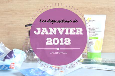 ✞ Les disparitions de Janvier 2018 ✞