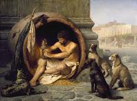 HISTOIRE : Diogène de Sinope, philosophe et bien plus...