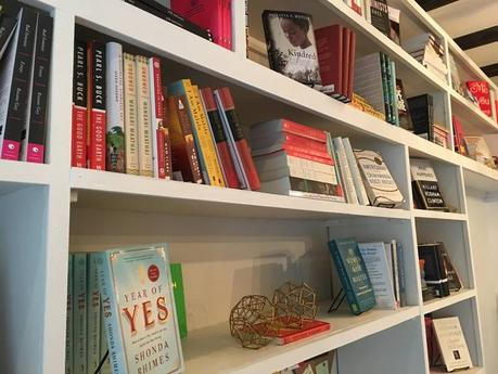 le coffee shop / librairie féministe de crown heights