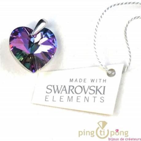 Un bijou SWAROVSKI pour la Saint Valentin