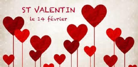 La Saint Valentin : le 14 Février