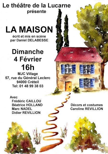 la Maison Théâtre de la Lucarne et Ferdinand, film d'animation