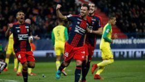 Magnifique victoire de Caen face à Nantes
