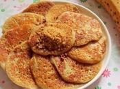 Pancakes banane sans oeuf (Vegan)