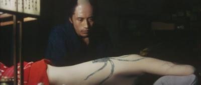 Tatouage - Irezumi, Yasuzo Masumura (1966)