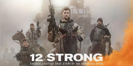 [Cinéma] Horse Soldiers : Excellent film de guerre et incroyable histoire vraie !