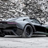 Focus sur la Rezvani Beast Alpha «X Blackbird»