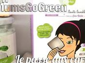Mums GreenJe passe carrés coton lavables