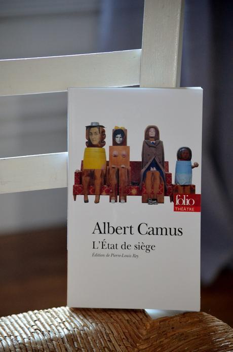 L'état de siège d'Albert CAMUS
