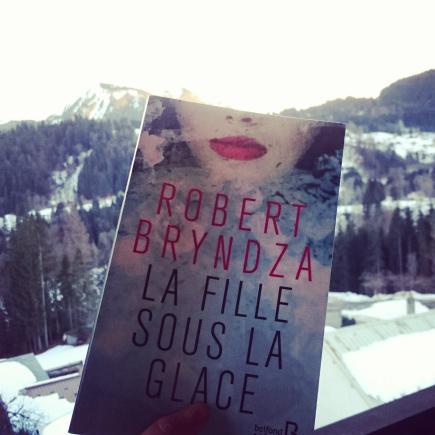 La fille sous la glace- Robert Bryndza