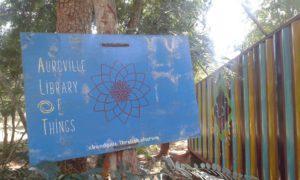 Arrivée à Auroville – Earth&Us