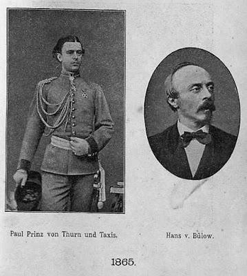 25 août 1865. La fête de Lohengrin sur l'Alpsee, racontée par Joseph Ludwig Craemer