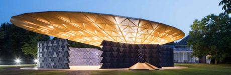 Le pavillon de Kéré