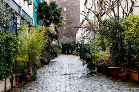 Une journée à Paris : la Cité des Figuiers