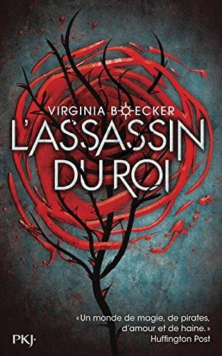 Couverture Witch hunter, tome 2 : L'assassin du roi