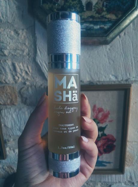 Mashä, il était une fois l'huile divine d'argan