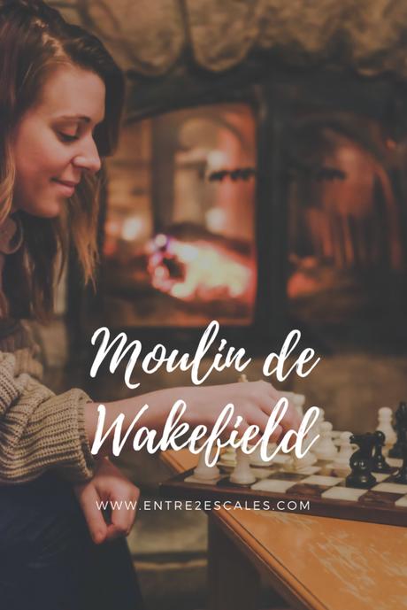 QUÉBEC | Escapade en amoureux au Moulin de Wakefield