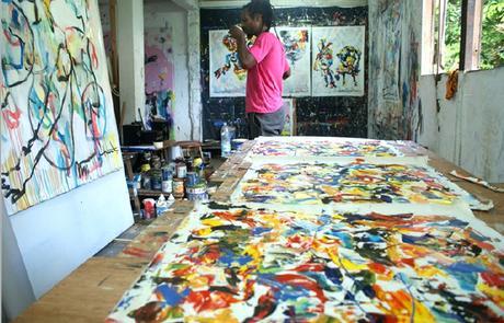 Jean- Marc Hunt : Etat de couleur/ State of Colour