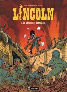Lincoln, T8 : Le démon des tranchées