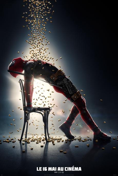 Deadpool 2 : le 16 mai au cinéma