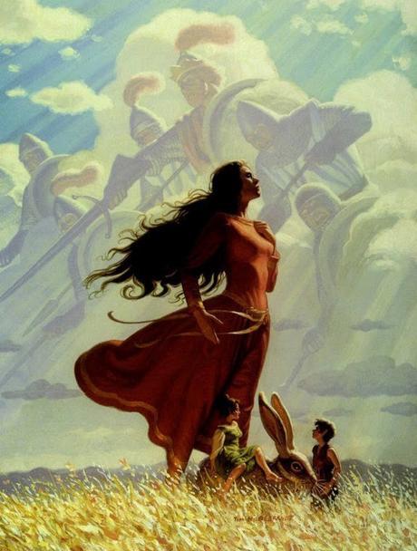 CONEY Michael – Le Chant de la Terre ~ Le gnome, tome 4
