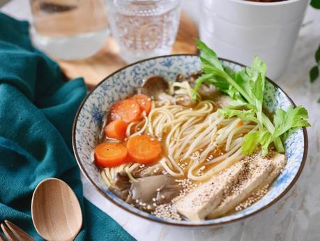 Ramen : 3 recettes de soupes-repas japonaises