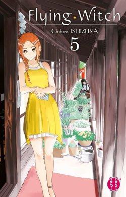 Flying Witch Tome 5 de Chihiro Ishizuka