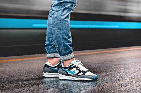 Nike Air Span II Retro 2018 Laser Blue