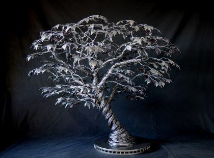 Sculptures filaires par Richard Stainthorp