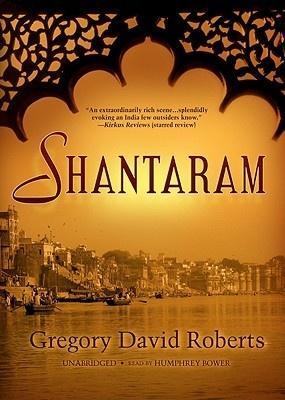 Livre autour du voyage : SHANTARAM