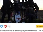 Terrorisme d'extrême-droite continue… #Ouistreham