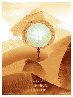 Sortie imminente de Stargate Origins !
