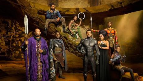 Critique (sans spoilers): Black Panther